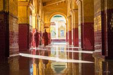 Bagan,Mandalay,Bakou,Taunggyi,lac Inlé,Rangoon,