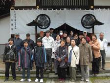2010大澤寺京都ツアー 養源院