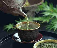tè verde, alimento detox