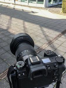 Praxistest NIKON Z7 mit Z 14-30 mm 1:4 S. Foto: bonnescape.de