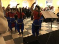 Bollywood Tanz インドの踊りボリウッド