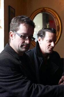 Marcel Daemgen und Oliver Augst
