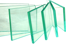 Floatglas Grünstich