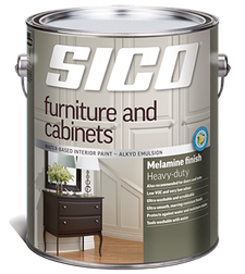 SICO FURNITURE AND CABINET PAINT