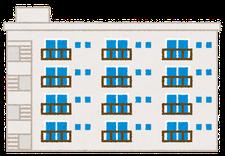 市営住宅のイメージ