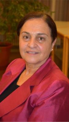 Unsere Partnerin vor Ort: Sumaya Farhad-Naser