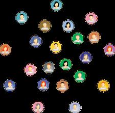 relation réseau communication