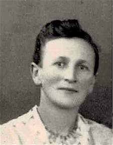 Ottilie Faltin, ca. 1950