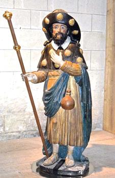 Saint Jacques Pèlerin, Châtellerault