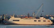 Copyright:  Payaso Enrico. Le Scandola  et sa nouvelle livrée à Tarragona