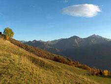 panorama al Pianeral