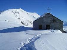 San Quirico in inverno