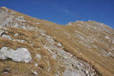 La cresta che sale al Grignone