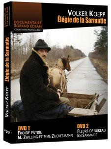 Coffret DVD Volker Koepp