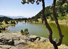 lac Achard Chamrousse