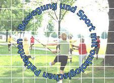 Bewegung und Sport mit onkologischen Patienten