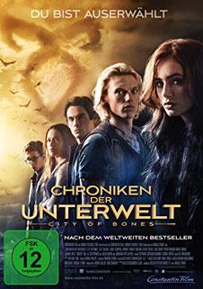 Platz 9: Die Verfilmung des ersten Teils von Chroniken der Unterwelt