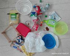 Plastik ade, Plastik reduzieren, Kraftquelle, Plastikmüll