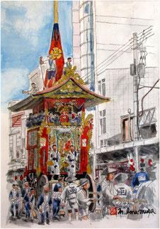 祇園祭(F4号)MI氏