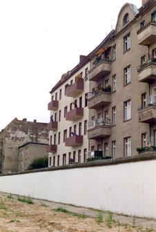 30 Jahre Mauerfall- Harzerstrasse Treptow