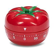 minuteur-rouge-en-forme-de-tomate