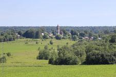Ростовский район деревня полянки экскурсии