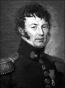 Général Emond d'Esclevin, commandant la 2ème brigade, 45ème division d'infanterie