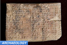 archaeology Babylon tablet trigonometry