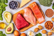 健康な食生活イメージ