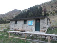 Refuge de la Jaceta / Pyrénées - Capcir
