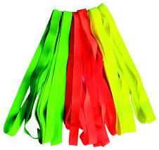 Ceintures flag fluorescentes de marque Burner motion. Ceintures fluo pour les jeux sportifs de ceinture-flag en nocturne pour plus de visibilité. Ceintures-flag légeres et sécurisés à acheter pas cher.