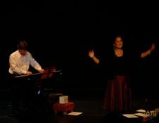 """""""Bleu Azur"""" au théâtre le Mandapa avec Patrick Pernet - 22 novembre 12"""