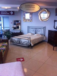 Кровать кованая, купитьв Тюмени недорого