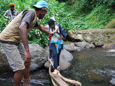 Two day Kilimanjaro trek from Materuni to Shimbwe