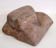 "KLAUS LIEDL,  ""Polster"", Marmor, 35x5x25cm"