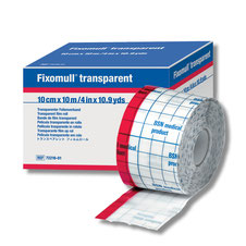 Fixomull transparent Produktfoto