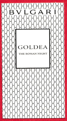 BVLGARI - GOLDEA THE ROMAN NIGHT - 2017