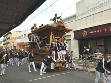 堺市の秋祭り