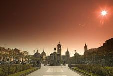 Plaza de Cervantes, Alcalá de Henares