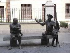 Calle Mayor, Alcalá de Henares