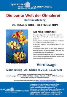 Ausstellung Quartierstreff Luckenbachweg