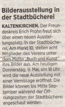 Segeberger Zeitung 09.05.2019