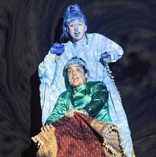 """""""Aladin u. die Wunderlampe"""", Theater Bielefeld"""