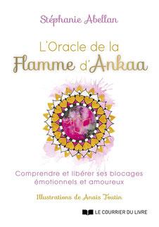 l'oracle de la flamme d'Ankaa, Pierres de Lumière, tarots, lithothérpie, bien-être, ésotérisme