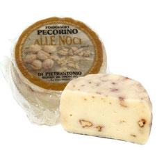 Pecorino de oveja con nueces (36.50€/kg) AGOTADO