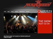 Rockkonzert Wangen Band MyQueen Düsseldorf On Stage! Ansprechpartner Dani Vogt
