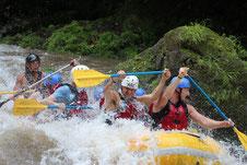 rafting Clase 2 y 3