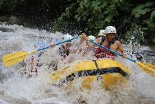 Rafting en Arenal - Río Balsa Clase 2 y 3