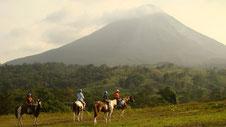 Arenal Horseback riding