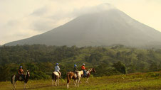Arenal Horseback riding